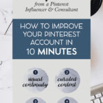 How To Improve Your Pinterest Account In 10 Minutes