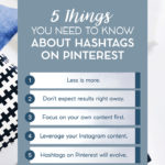 5 Things You Need To Know About Hashtags on Pinterest