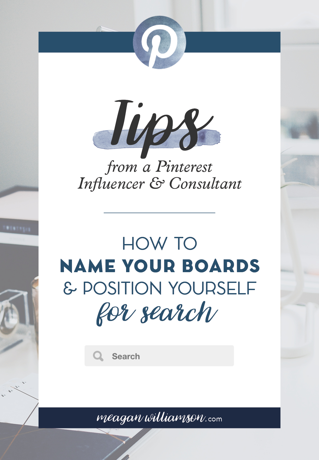 How to name your Pinterest boards the right way!