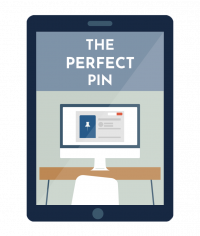How to create perfect Pins